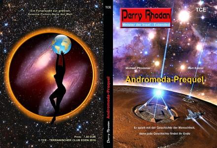 Titelbild Andromeda-Prequel - (c) Roland Wolf