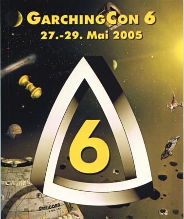 GarchingCon 6 - Logo